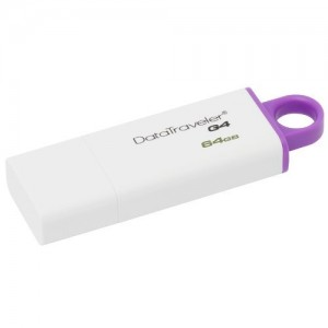 Memoria USB 3.0 Kingston Data Traveler 64GB