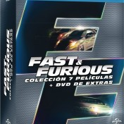 Pack Fast & Furious 1-7 Blu-ray