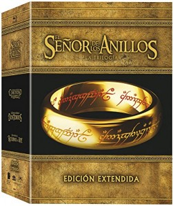 Pack trilogía El Señor De Los Anillos (Versión Extendida) Blu-ray