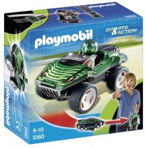 Playmobil Click & Go Snake Racer caja
