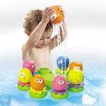 Pulpitos alegres Tomy juego agua