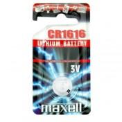 pilas CR1616 Maxel