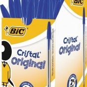 BiC Cristal medium pack 50 unidadaes