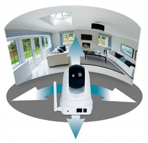 Cámara de vigilancia WiFi D-link DCS-5020LE