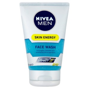 Gel limpiador facial Skin Energy Q10 Nivea Men