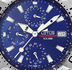 Reloj para hombre Lotus 15301/ 2 esfera