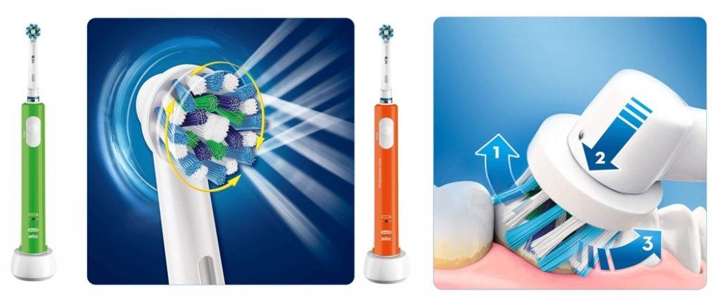 cepillo Oral-B PRO 600 CrossAction