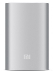 Batería XIAOMI Power Bank de 10.000 mAh