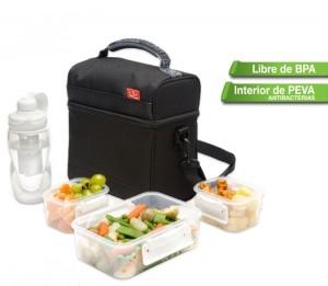Bolsa térmica porta alimentos Jata Hogar 910