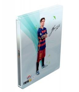FIFA 16 caja metalica por delante