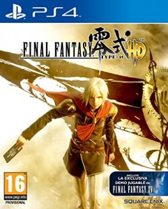 Final Fantasy Type-0 PS4