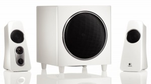 Logitech Z523 Speaker Blanco