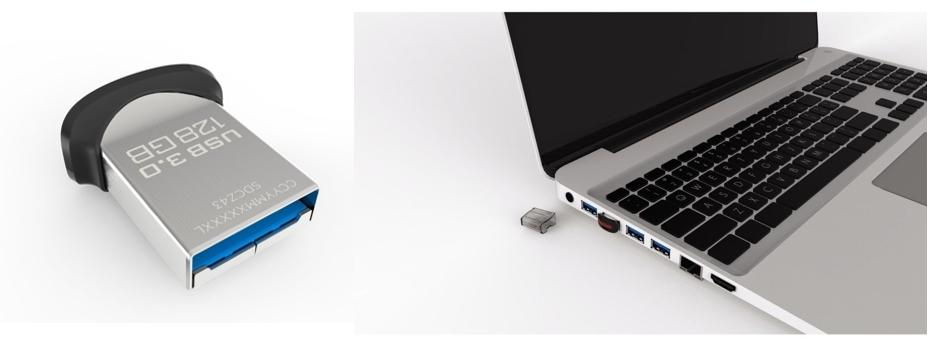 Memoria USB 3.0 SanDisk Ultra Fit