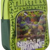 Mochila escolar Tortugas ninja ANKRTUBG