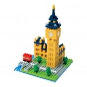 Nanoblock diseño del Big Ben