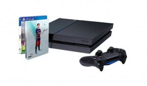 PS4 1TB mas FIFA 16