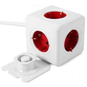PowerCube Allocacoc rojo