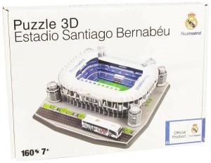 NanoStad Estadio Santiago Bernabeu