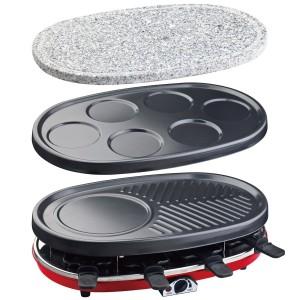 Raclette-grill 4 en 1 H.Koenig RP418