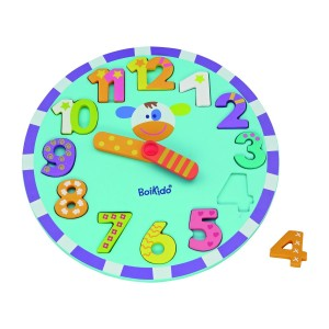 Reloj Puzzle Boikido