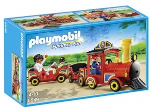 Tren de los niños (5549) Playmobil caja
