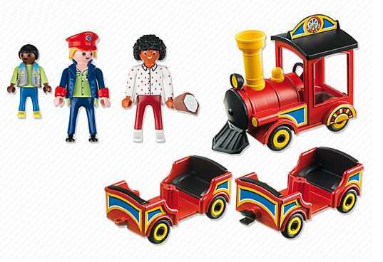 Tren de los niños Playmobil (5549)