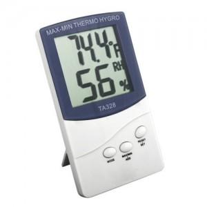 Aparato medidor temperatura y humedad TOOGOO