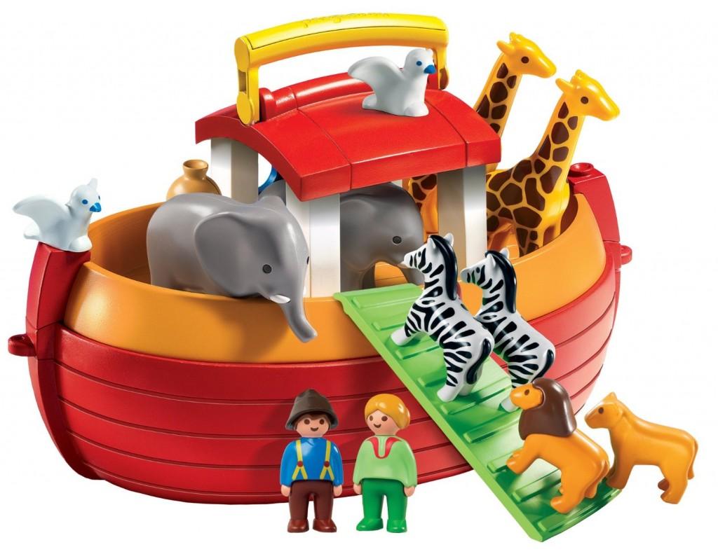 Arca de Noé Playmobil 1.2.3