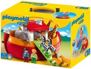 Arca de Noé Playmobil 1.2.3 caja