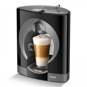 Cafetera Krups Oblo Dolce Gusto negro
