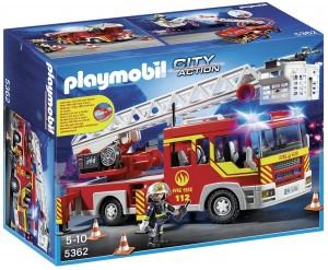 Camión de bomberos Playmobil(5362)