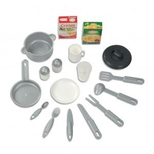 Cocina infantil Bon Appetit Smoby 24182 accesorios