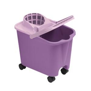 Cubo de limpieza con ruedas Rayen