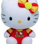 Hello Kitty I love Spain