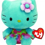 Hello Kitty turquesa
