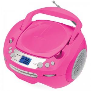 Micro Cadena Brigmton W-412 rosa