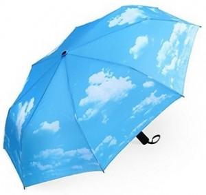 Paraguas PLEMO cielo soleado