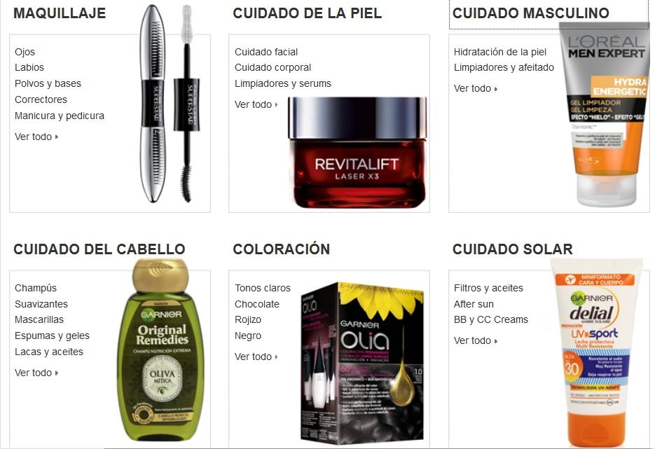 Promoción de Belleza y Cuidado personal en Amazon
