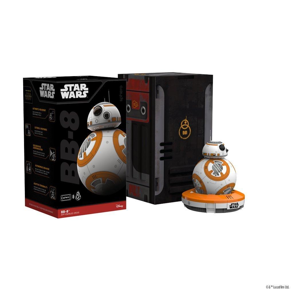 Robot electrónico droide BB-8 Sphero Star Wars caja