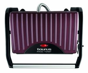 Sandwichera Taurus Toast & Go se puede guardar en vertical