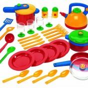 Set de utensilios de cocina de juguete Klein 9194 Emma's Kitchen