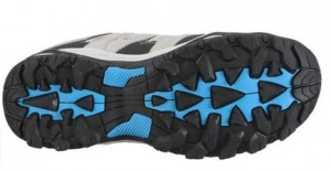 Zapatillas unisex Ultrasport gris suela