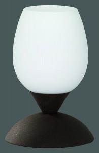 lámpara táctil Reality Leuchten marron