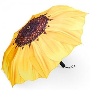 paraguas plemo girasol