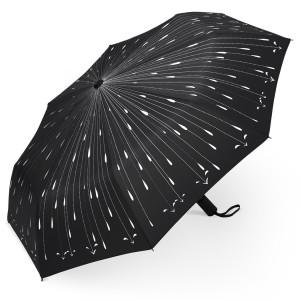 paraguas plemo gota lluvia