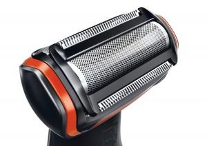Afeitadora corporal BodyGroom Serie 3000 Philips cabezal
