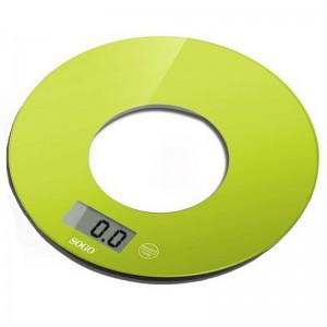 Báscula de Cocina Sogo SS-3965 verde