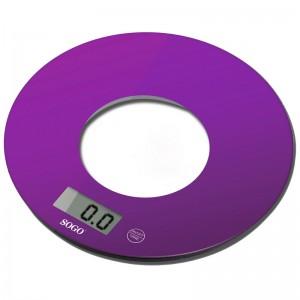 Báscula de Cocina Sogo SS-3965 violeta