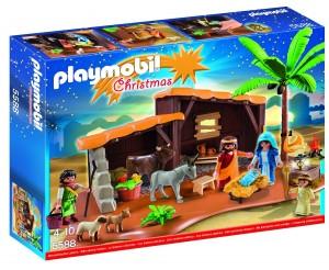 Belén con Establo Playmobil (5588)