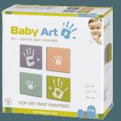 Caja Set Baby Art Pop Art Print Paintings